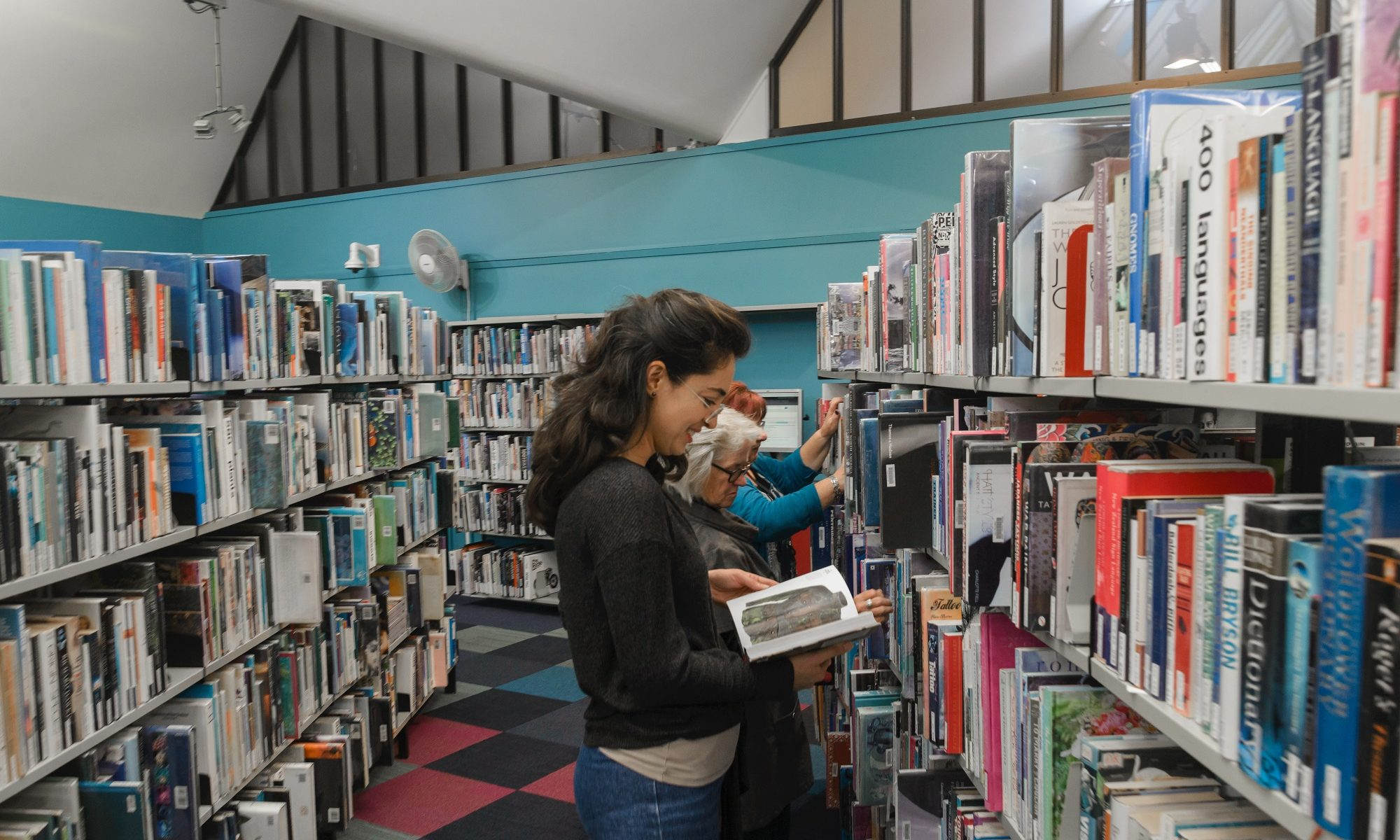 Whanganui District Library